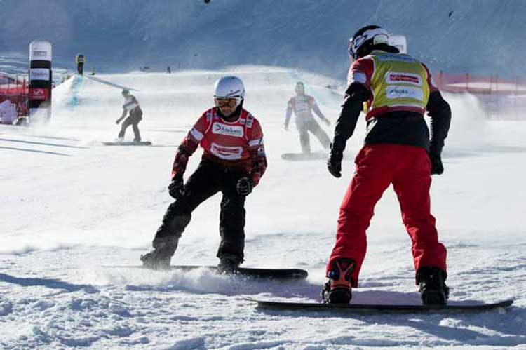 2014 FIS Snowboard World Cup, live from the mountains of Andorra (1)