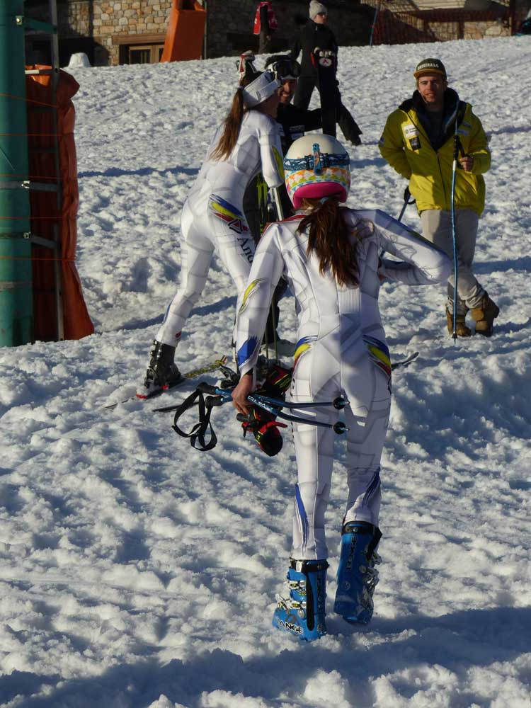 European Finals 2014 - Alpine Skiing Women (1)
