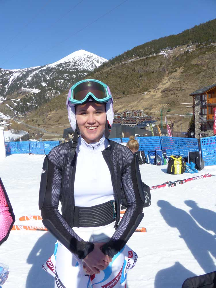 European Finals 2014 - Alpine Skiing Women (7)