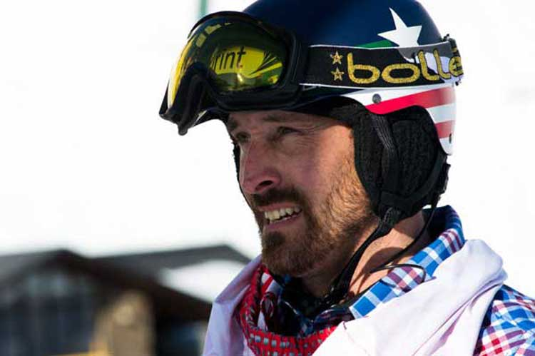Seth Wescott - Snowboader Cross Olympic Champion (1)