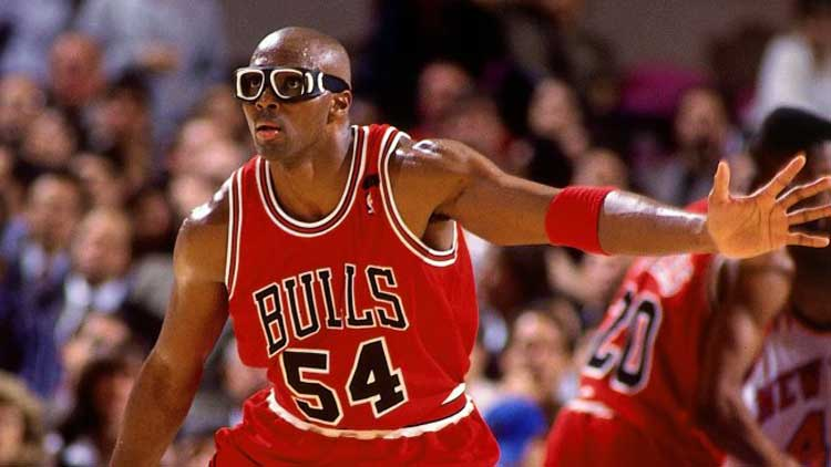 NBA – Horace Grant  Interview