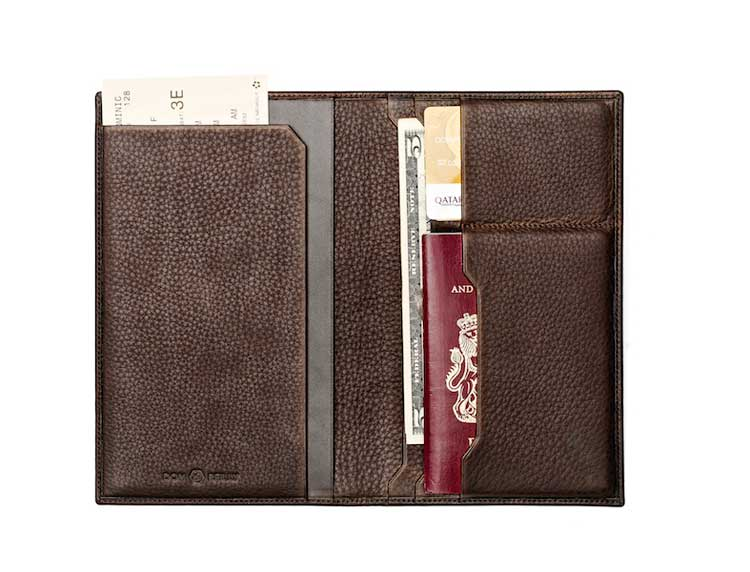Dom Reilly - Leather wallets