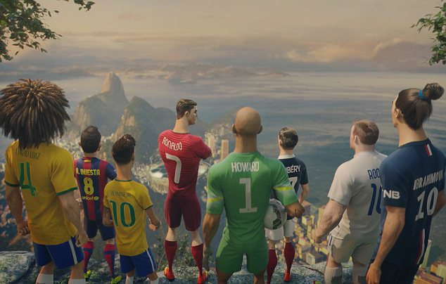 Nike Football – Video – The Last Game