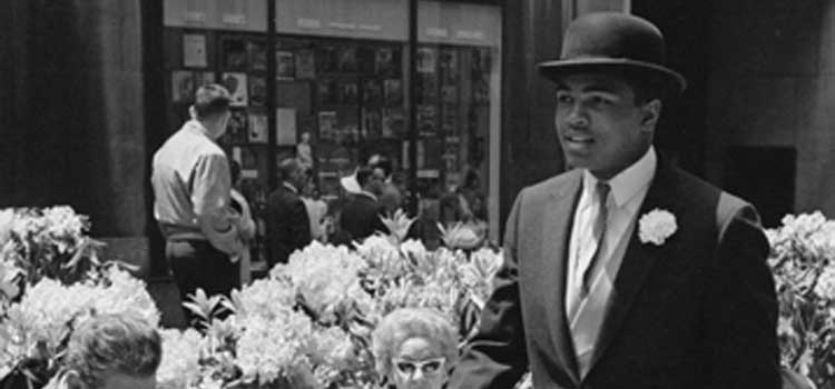 Muhammad Ali – Style Icon For Boxing