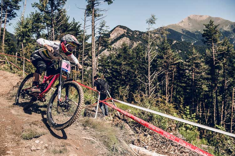 Tracey Hannah – Australia Takes Bronze In Downhill Mountain Biking