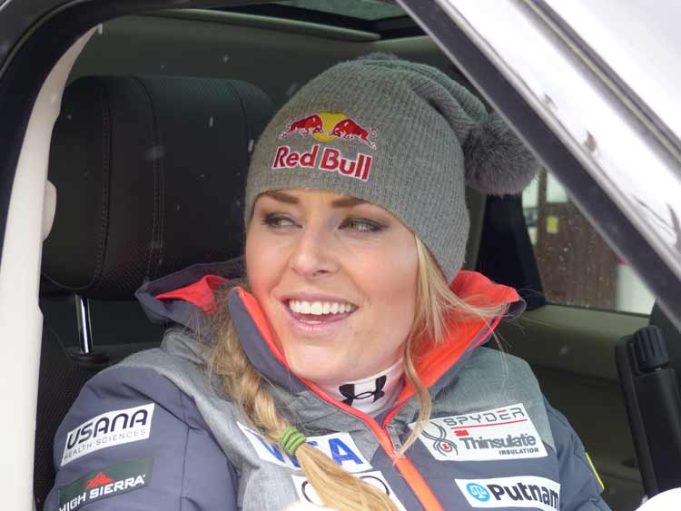Lindsey Vonn Audi Ski World Cup Andorra 2016 Super G Shots by Gracie Opulanza (23)