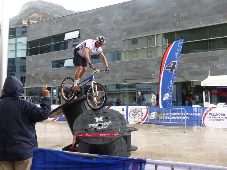 2015 UCI Trials World Championships 2015 – What is This Sport About