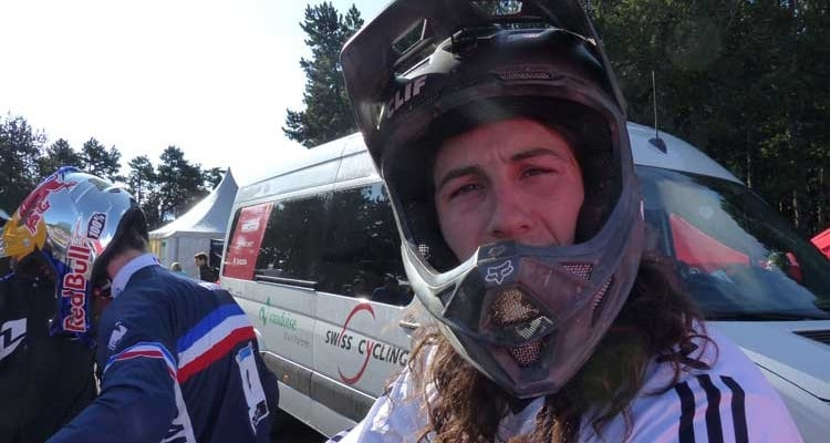Josh Bryceland – Interview Takes Bronze For Santa Cruz