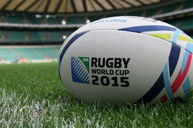 Record Breaking Rugby World Cup